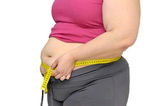 Obesidade e diabetes: as mulheres são as mais afetadas.